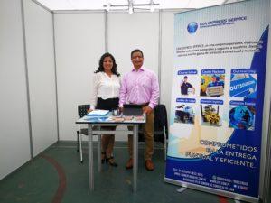 EXPOPYME 2018 con las empresas de los Grupos de Trabajo Sectoriales de la CCL
